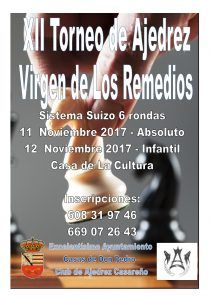 Cartel Virgen 2017